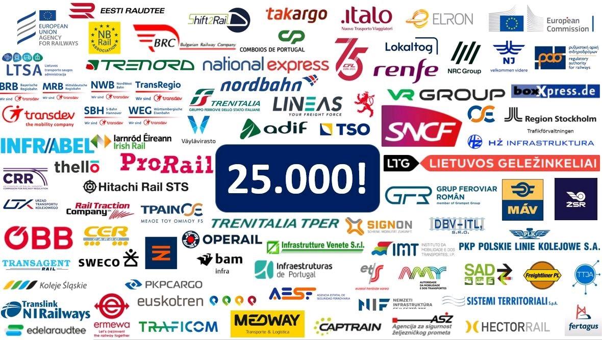 European Rail Safety Climate Survey – erfolgreiche Teilnahme